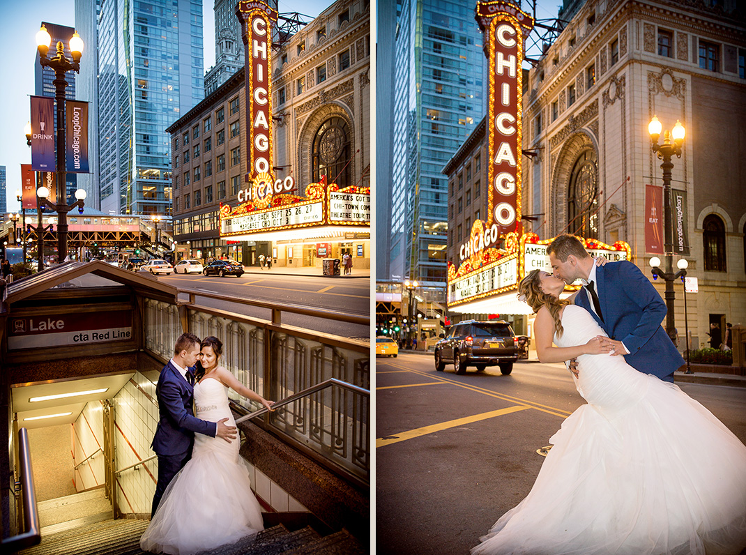 Chicago Wedding Photographers